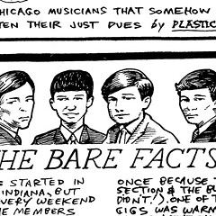 La Porte garage band the Bare Facts rode the wave of late-60s horn rock to Chicago