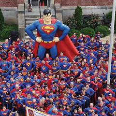 """Adventures await in Metropolis, Illinois, the official """"Home of Superman"""""""