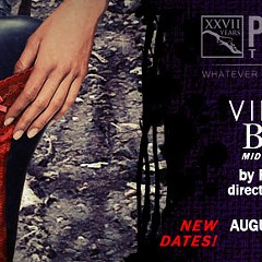 Penelope Skinner's The Village Bike was scheduled to open at Profiles Theatre in August.