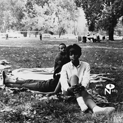 The cover of Sitting in the Park