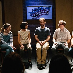Don't Think Twice explores the collective challenge of improv comedy