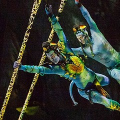 Cirque Du Soleil's latest show is Avatar-inspired.