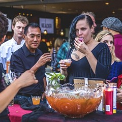 """This year's Chicago Reader Cocktail Challenge theme is """"nostalgia."""" Drink up on Thu 9/15!"""