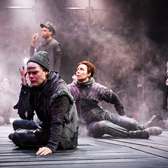 Shakespeare Theater's Tug of War: Civil Strife is a battle to engage in