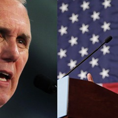 Mike Pence and Tim Kaine go head-to-head during this week's vice-presidential debate.