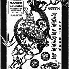A skull splits itself on the gig poster of the week