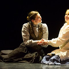 A Light in the Dark, Undreamed Shores, and more new performing arts reviews
