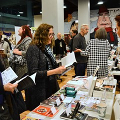 The Chicago Book Expo features a full day of books from local presses, programs, readings, workshops, panels, and more.