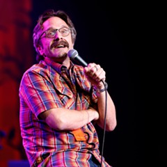 "Marc Maron stops in Chicago on his ""Too Real"" tour on Sat 12/3."