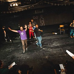 Neo-Futurists reject their founder's attempt to blame Trump