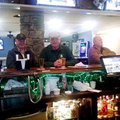 Regulars at Blackthorn Pub in Mount Greenwood