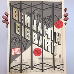 There's an urban jungle on the gig poster of the week