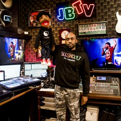 ShowYouSuck in the booth at JBTV