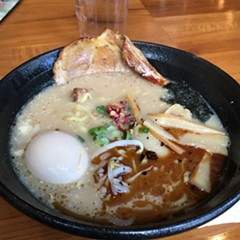 Kizuki Ramen & Izakaya is the dependably good bowl Wicker Park doesn't need