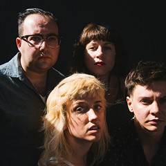D.C. punk band Priests let their discontent with the American dream be known on the new Nothing Feels Natural