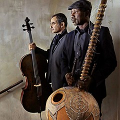 Malian kora player Ballake Sissoko and French cellist Vincent Segal bridge disparate music traditions