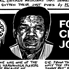No less a bluesman than Muddy Waters called Forest City Joe a 'great harp player'