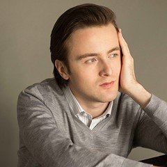 Russian pianist Daniil Trifonov applies his virtuosity to Schumann, Stravinksy, and Shostakovich
