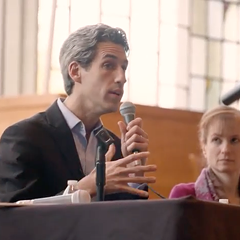Daniel Biss, a state senator and former University of Chicago mathematician, announced his run for governor Monday.