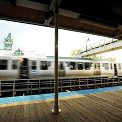 The CTA used federal money for the Green Line's Garfield Park Conservatory station, among other projects.
