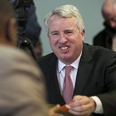 Illinois gubernatorial candidate Chris Kennedy contributed more than $250,000 to his own campaign Monday.