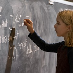 Knowledge is a knife's edge in Gifted and American Anarchist