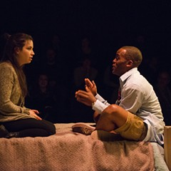 There's no mystery in Writers Theatre's The Mystery of Love and Sex