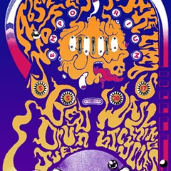 Pinball gets twisted on the gig poster of the week