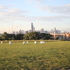 Palmisano Park provides uncommon sanctuary from the busy city streets
