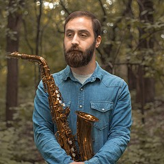 Saxophonist Nick Mazzarella changes gears within jazz tradition on the Meridian Trio's debut