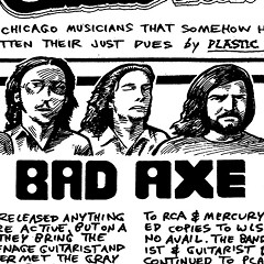Seventies wizard rockers Bad Axe made their posthumous recorded debut in 2014