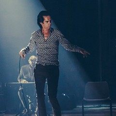 The darkness surrounding the music of Nick Cave turns personal on his latest album, Skeleton Tree