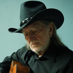 Willie Nelson is still very much alive on his new God's Problem Child