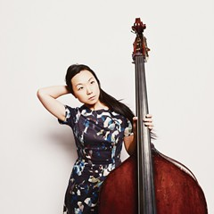New York bassist Linda May Han Oh achieves a new level of confidence with Walk Against Wind