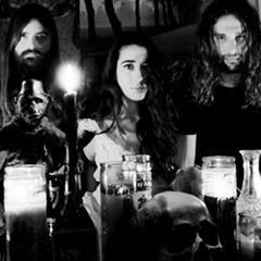 Austin's the Well serve a giant slab of stoner-doom with Pagan Science