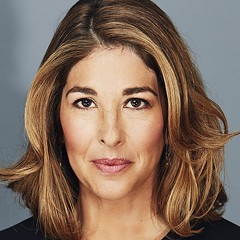 Naomi Klein says to beat Trump, we need more than resistance