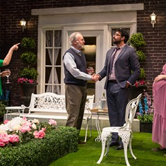 Ostensibly a comedy, Victory Gardens' Native Gardens terrifies