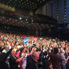 About 4,000 progressive activists and organizers attended last week's People's Summit at McCormick Place.