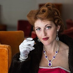 Bette Davis Ain't for Sissies, Jacques Brel's Lonesome Losers . . . , and nine more new stage shows