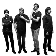 Thurston Moore finds a comfort zone with his strong new quartet on Rock n Roll Consciousness