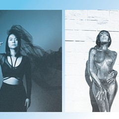 Mitski (left) and Dawn Richard both play the Blue Stage at this year's Pitchfork.
