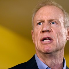 Democrats either have to figure a way to defuse Rauner's anti-tax rhetoric or Illinois is in for another four years of his lunacy.