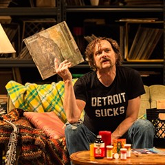 A one-man show about Lester Bangs has no psychotic reactions