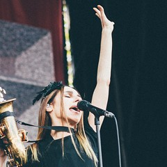 PJ Harvey played the set of a lifetime at Pitchfork