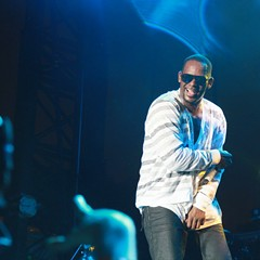 R. Kelly performs at Pitchfork Music Festival 2013 in Union Park.