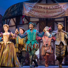 Something Rotten, The Project(s), and eight more new stage shows to see now