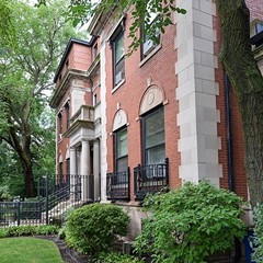 The Buena Park mansion that will be the new home of Haymarket Books