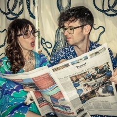 Married comedians Natasha Leggero and Moshe Kasher swing by Chicago as part of their Endless Honeymoon Tour Sunday 8.