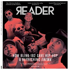 print issue digital edition blink182 cover