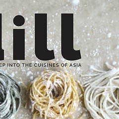 Dill magazine promises a serious exploration of Asian food